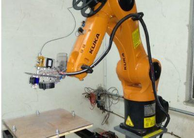 Transforming KUKA Robot into 3D printer